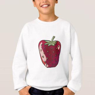 Agasalho única ilustração da fruta do estilo dos desenhos