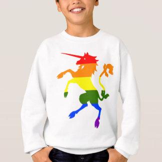 Agasalho Unicórnio do arco-íris