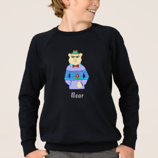 Agasalho urso do geek