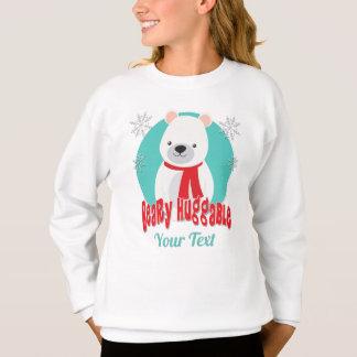 Agasalho Urso Huggable do Natal do inverno de Beary