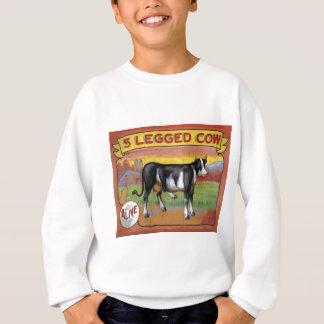 Agasalho Vaca cinco equipada com pernas