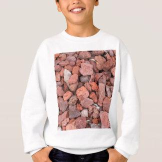 Agasalho Vegetação rasteira vermelha das rochas vulcânicas
