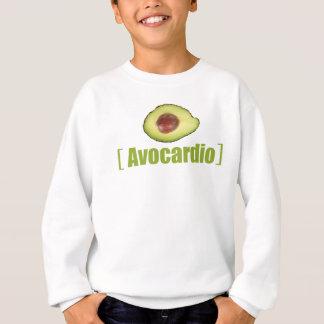 Agasalho Vegetal ilustrado da chalaça de Avocardio abacate