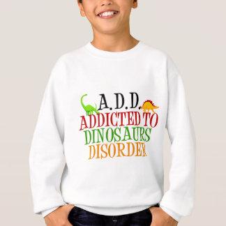 Agasalho Viciado à desordem dos dinossauros
