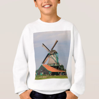 Agasalho Vila holandesa do moinho de vento, Holland 3