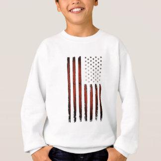 Agasalho Vintage americano da bandeira dos Estados Unidos