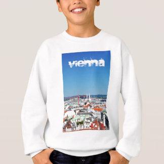Agasalho Vista aérea de Viena, Áustria