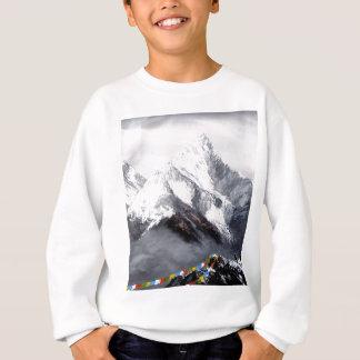 Agasalho Vista panorâmica da montanha de Everest