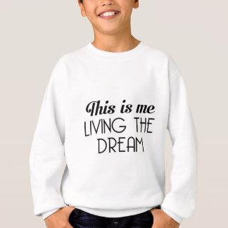 Agasalho Vivendo o sonho