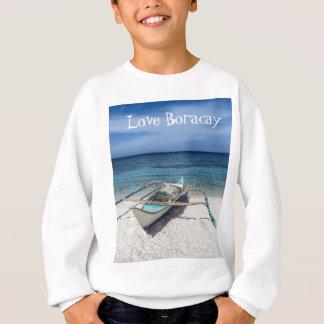 Agasalho Você conseguiu amar Boracay