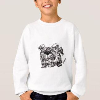 Agasalho Woof um cão do espanador de poeira