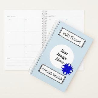 Agenda Fita azul do trevo por Kenneth Yoncich
