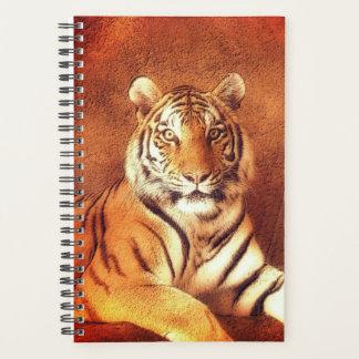 Agenda Retrato do tigre