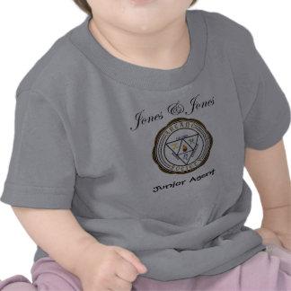 Agente júnior t-shirt