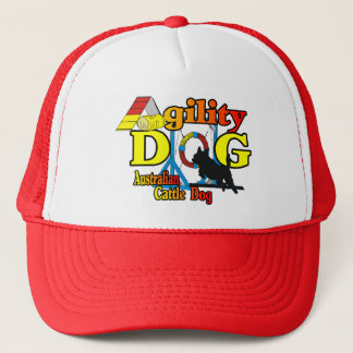 Agilidade australiana do cão do gado boné