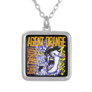 Agitação 2 de Agent Orange colar do punk do skat