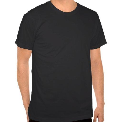 agitação do kung-fu camiseta