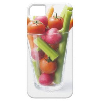 Agitação do vegetal cru capa para iPhone 5