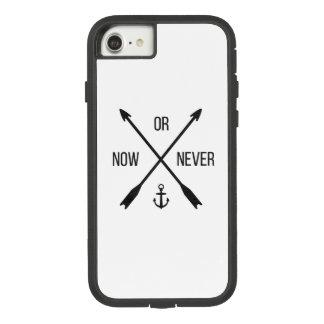 Agora ou nunca - capas de iphone de inspiração