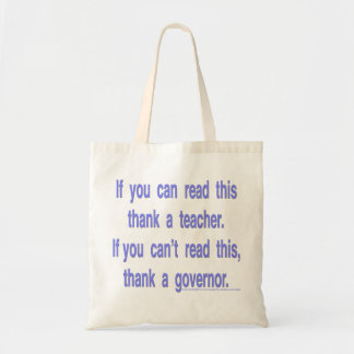Agradeça a um bolsa do professor