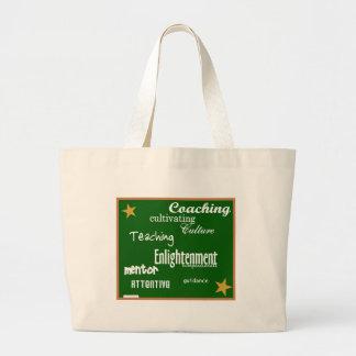 Agradeça a um professor bolsas para compras