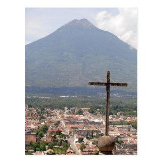 Água de Volcan, Guatemala, cartão