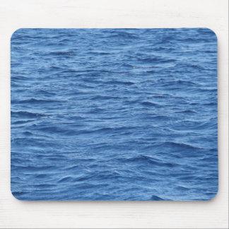 Água do mar Mousepad