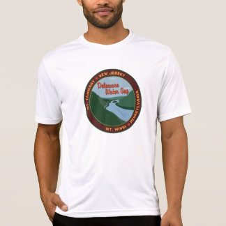 Água Gap - Wicking de Delaware T-shirt