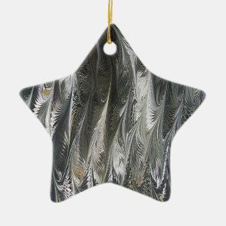 Água Marlbing - asas douradas Ornamento De Cerâmica