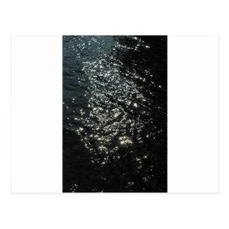 Água Sparkling Cartão Postal