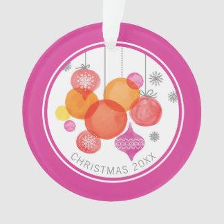 Aguarela do Natal | - ornamento & flocos de neve