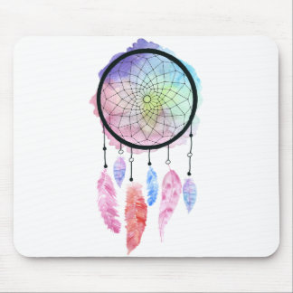 Aguarela Dreamcatcher Mousepad
