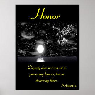 Águia 12 dos posters da honra