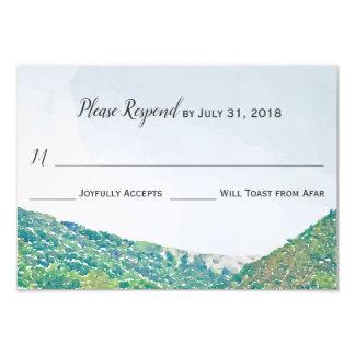 AH cartão final de RSVP