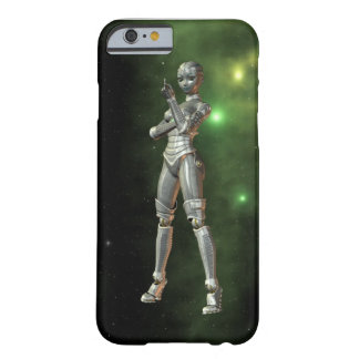 aikobot & estrelas capa barely there para iPhone 6