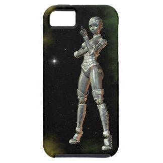 aikobot & estrelas capa para iPhone 5