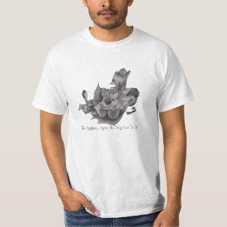 ainda divertimento cómico do original do desenho camiseta
