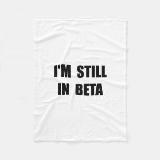 Ainda em beta