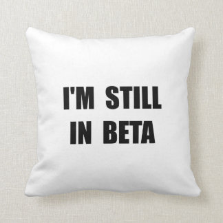 Ainda em beta travesseiros
