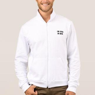 Ainda em beta jaquetas estampadas
