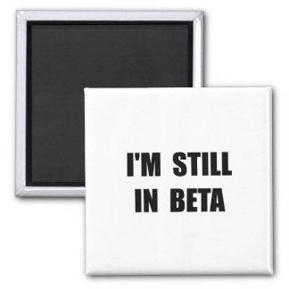 Ainda em beta ímã quadrado