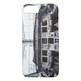 Airbus A321 cabine do piloto Smartphone capa