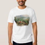 Ajardine com a queda de Ícaro, c.1555 Camisetas
