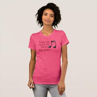 Ajuste meu coração --- T-shirt - senhoras Camiseta