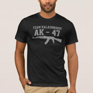 AK-47 - camisa da equipe AK