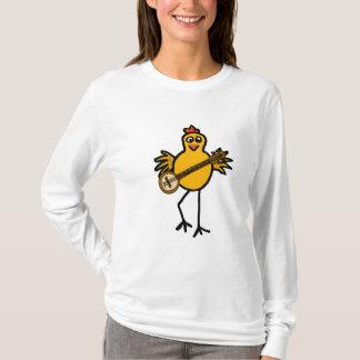 AK- banjo que joga a camisa da galinha