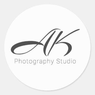 AK Photography bordador Adesivo