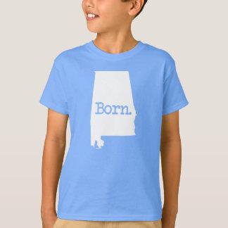 AL do nascer de Alabama Camiseta
