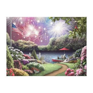 """Alan Giana """"impressão das canvas de uma celebração"""
