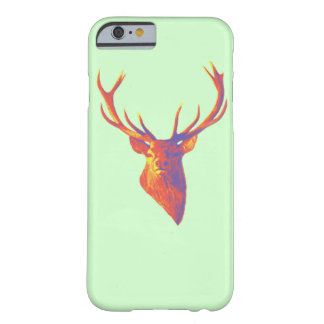 Alces selvagens do norte capa barely there para iPhone 6